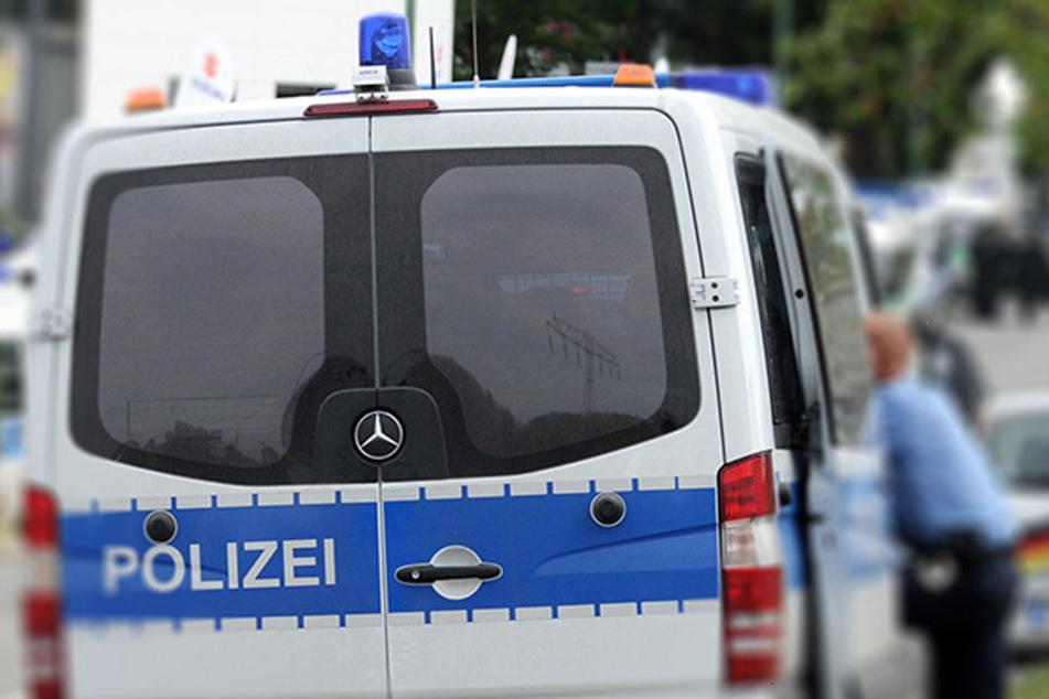 Die Polizei nahm den Mann fest. Gegen ihn wird nun ermittelt.