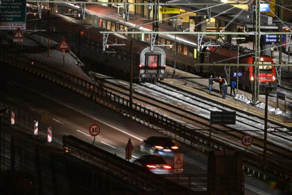 Coronavirus legt Bahnstrecke lahm: Österreich stellt Zugverkehr nach Italien zeitweise ein