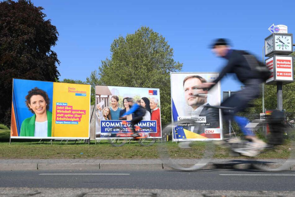So viele Hessen dürfen an der Europawahl 2019 teilnehmen