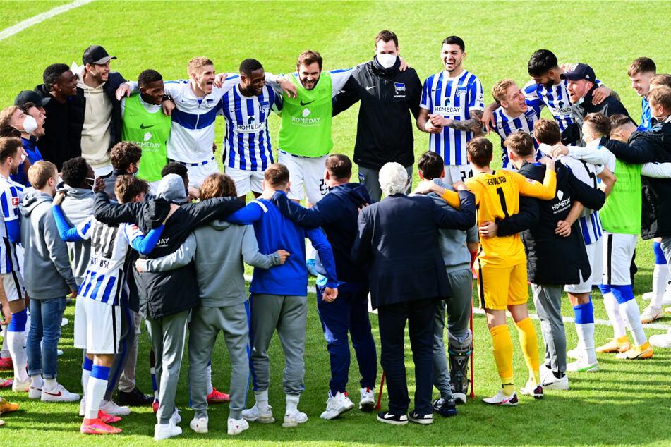 Hertha BSC sicherte sich mit einem 0:0 gegen den 1. FC Köln nach kräftezehrenden Englischen Wochen vorzeitig den Klassenerhalt.