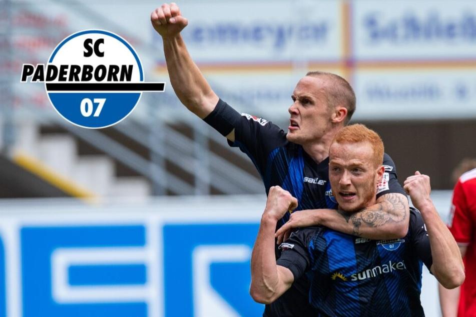 Sensationeller Erfolg des SC Paderborn! SCP ballert HSV ins Tal der Tränen