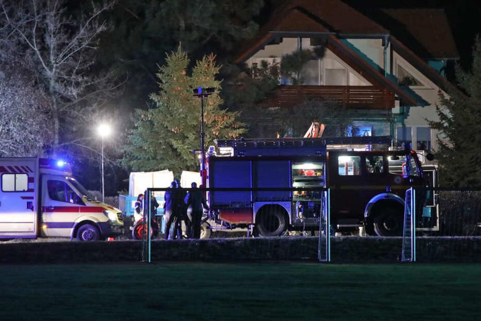 Die Ermittlungen zur genauen Unfallursache laufen.
