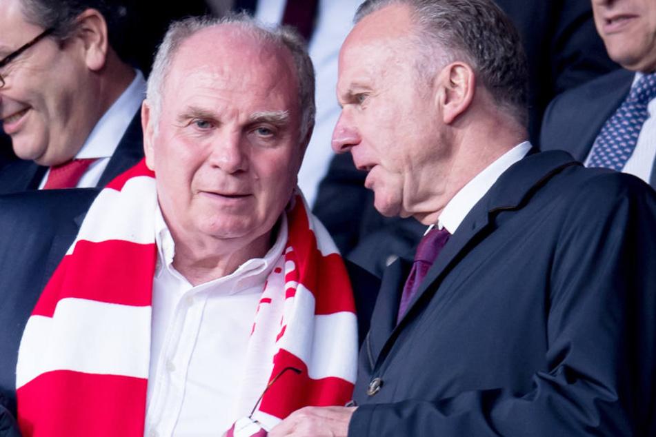 Dem FC Bayern München könnte ein Partner-Wechsel ins Haus stehen. (Archivbild)