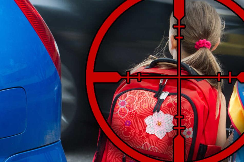 Das Mädchen erlitt eine Prellung, doch der Schuss hätte auch größere Verletzungen verursachen können. (Bildmontage)