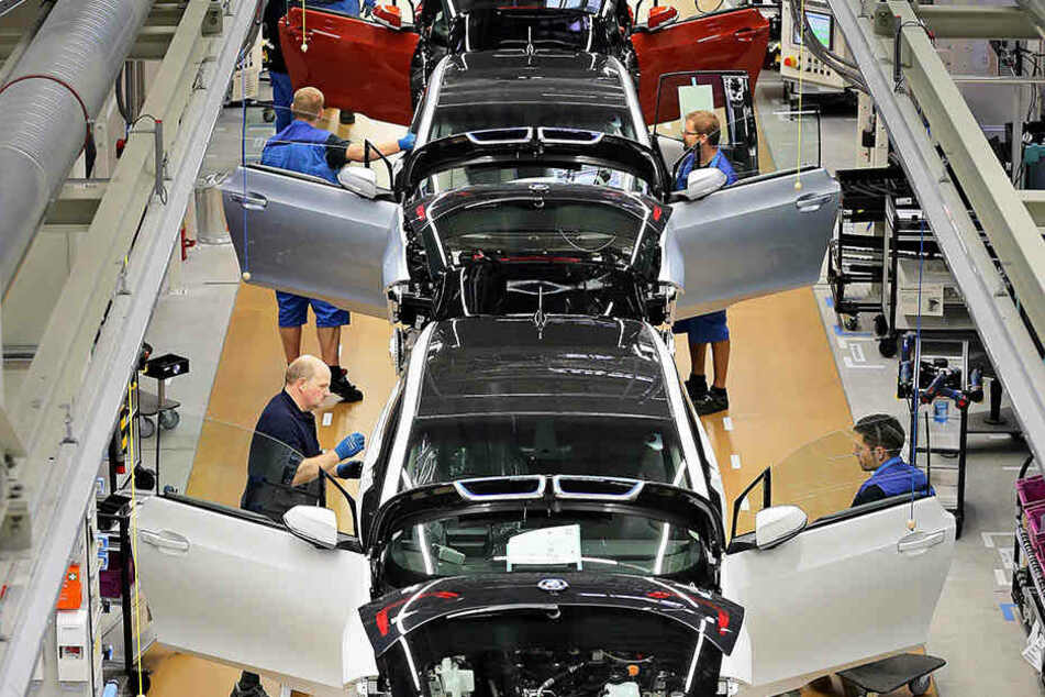 In Leipzig baut BMW derzeit sein Elektro-Auto i3. SPD-Kandidat Jens Katzek fordert, das Thema Elektromobilität in Leipzig stärker voranzutreiben.