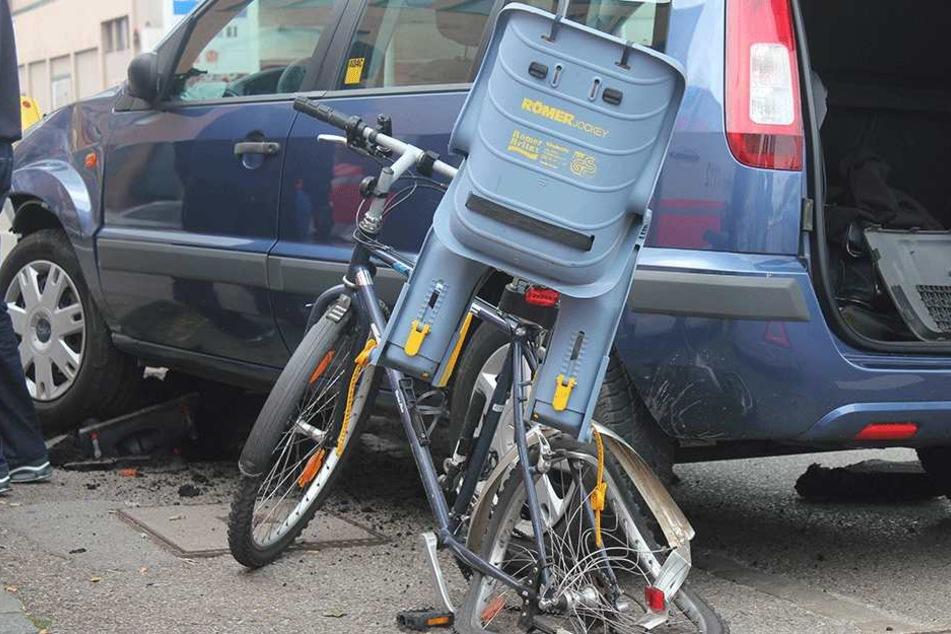 Mehr Radfahrer und mehr Autos bei gleichbleibender Infrastruktur - das führt zu Unfällen.