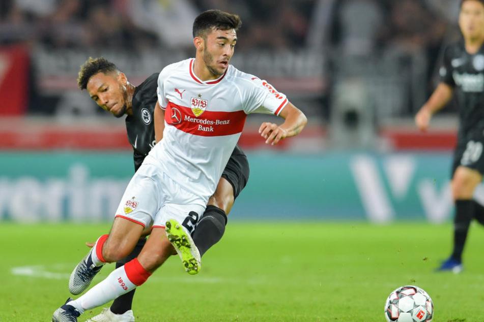 Machte wie der gesamte VfB, ein gutes Spiel in Ansätzen: Der Argentinier Nicolás González.