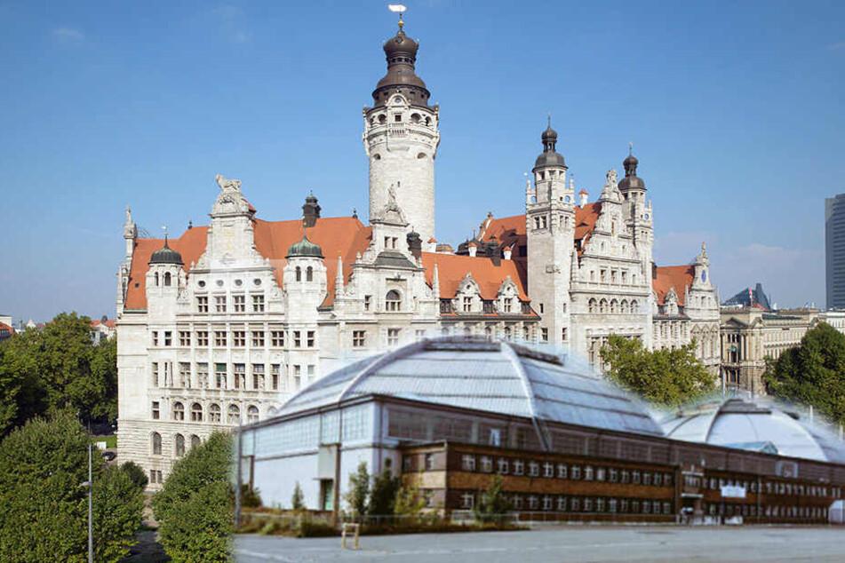 Wird die Sperrstunde in Leipzig aufgehoben, kann im Institut für Zukunft wieder ohne Unterbrechung gefeiert werden.