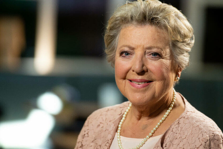 Marie-Luise Marjan steht seit fast 34 Jahren als Mutter Beimer für die ARD-Serie Lindenstraße vor der Kamera.
