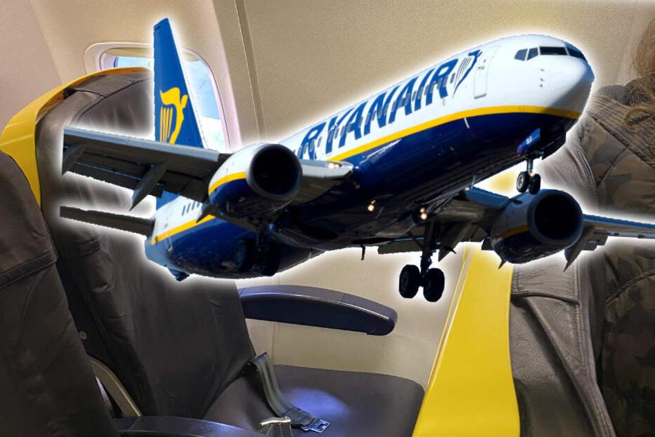 Ryanair-Passagier bucht Extra und wird bitter enttäuscht