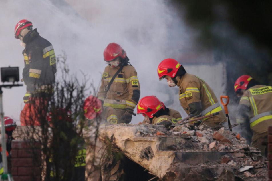Acht Tote nach Gasexplosion in Skiort: Drei Festnahmen!