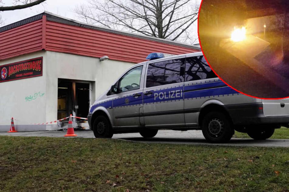 Chemnitz: Chemnitz: Brandanschlag auf rechtsextremen Laden?
