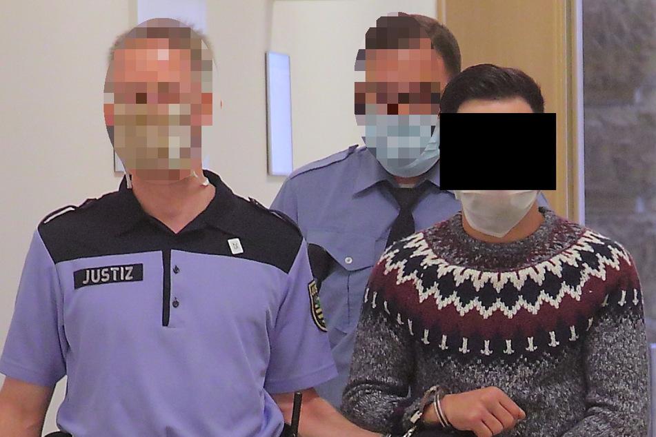Prozess gegen rabiaten Tschetschenen: Bei IHM sieht die Justiz Alarmstufe Rot