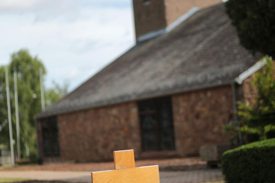 Das Ende der Kirche ist in Sicht.