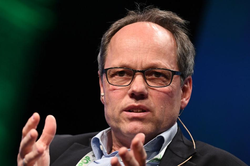 Bewirbt sich als SWR-Intendant und wird von Boris Palmer kritisiert: Tagesschau-Chefredakteur Kai Gniffke.