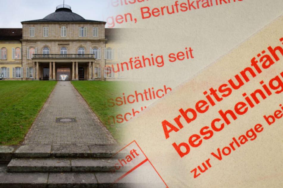 Wollten sie sich vor Prüfungen drücken? Staatsanwaltschaft ermittelt gegen rund 100 Studenten