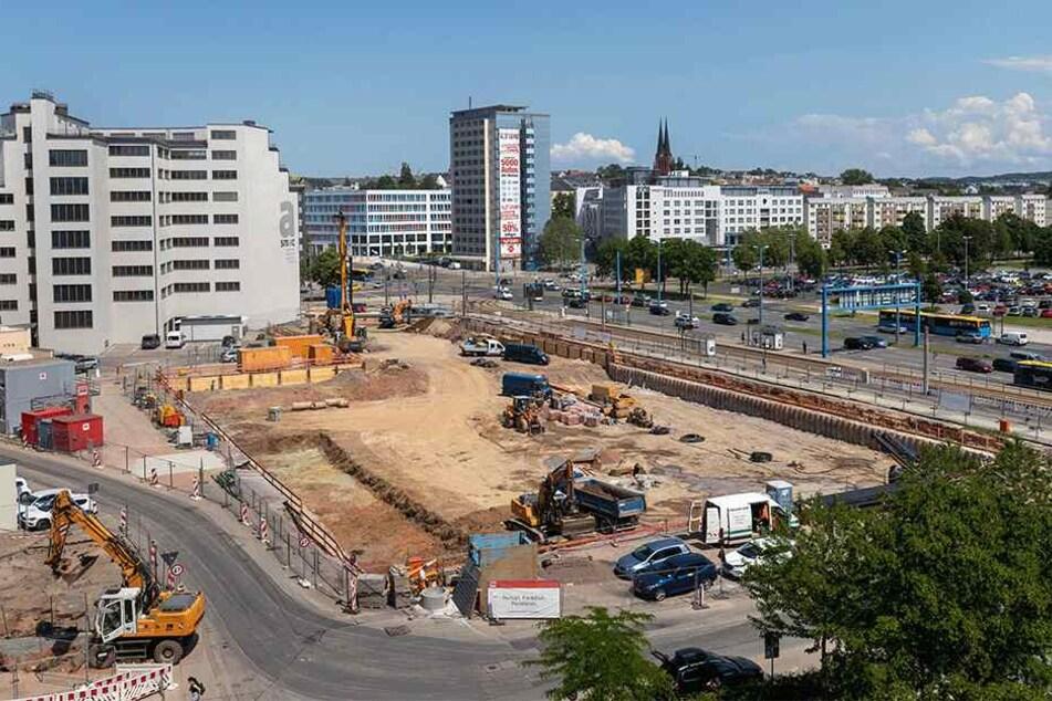 Chemnitzer Rathaus verkauft Filetstücke in der City