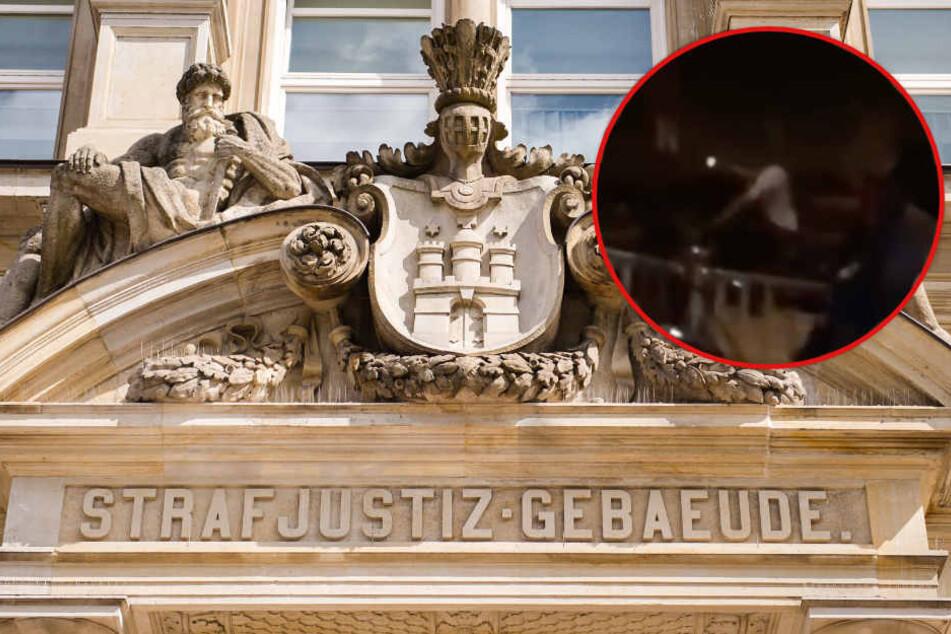 Gefährliche Schüsse in Hamburg: Angeklagter gesteht Tat