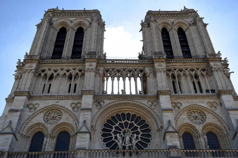 Es bleibt unklar, ob mit den Gasflaschen ein Anschlag auf dieKathedrale Notre-Dame geplant war.