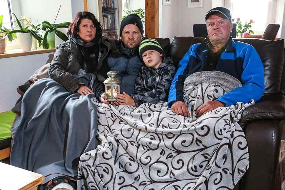 Stromausfall! 25.000 Haushalte bis zu 32 Stunden betroffen