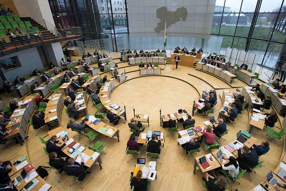 Im September 2019 wird in Sachsen ein neuer Landtag gewählt.