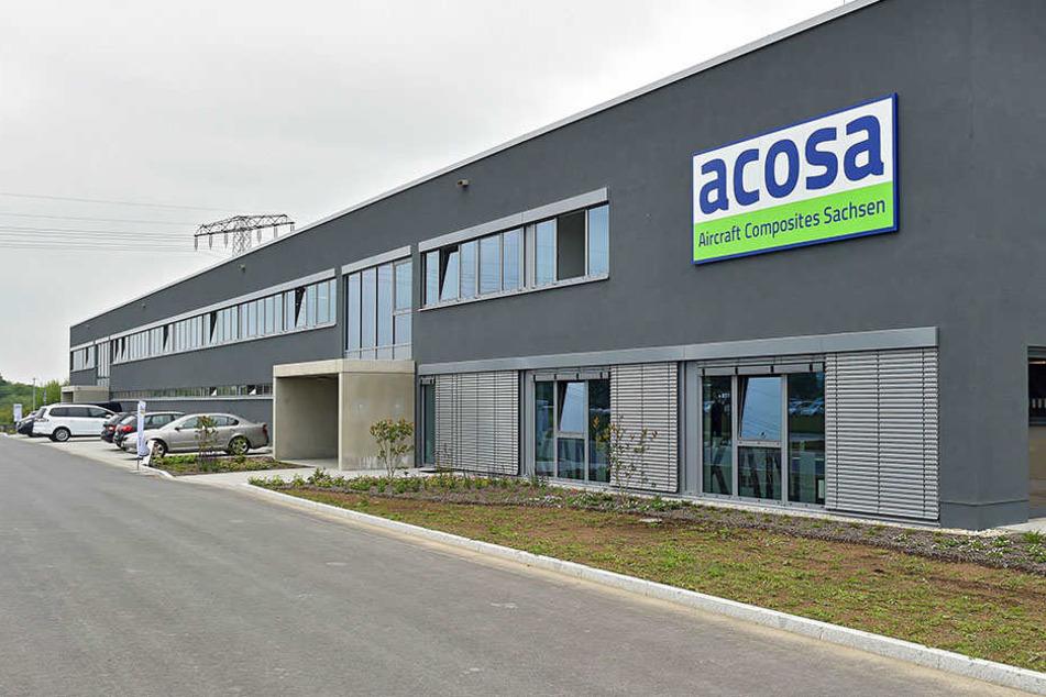Neu eröffnet: Mit der Tochterfirma Acosa erweitern die Elbe Flugzeugwerke ihre Kapazitäten. Sie werden dringend benötigt, hieß es.