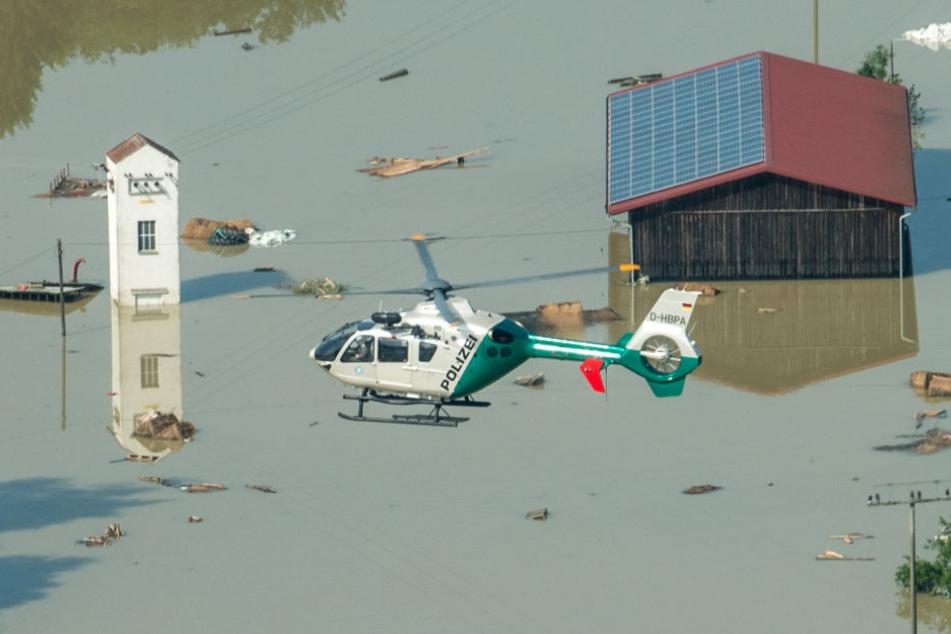 Verzicht auf Hochwasser-Schutz: Staatsregierung unter Erklärungsdruck