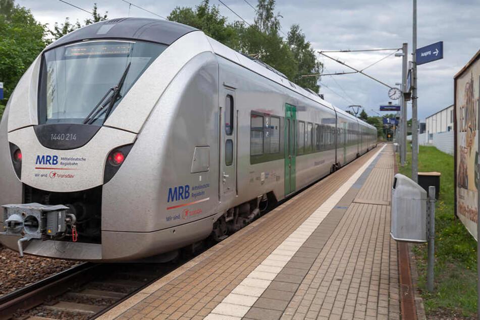 In einem Regionalzug wurde am Donnerstag eine Leiche entdeckt.