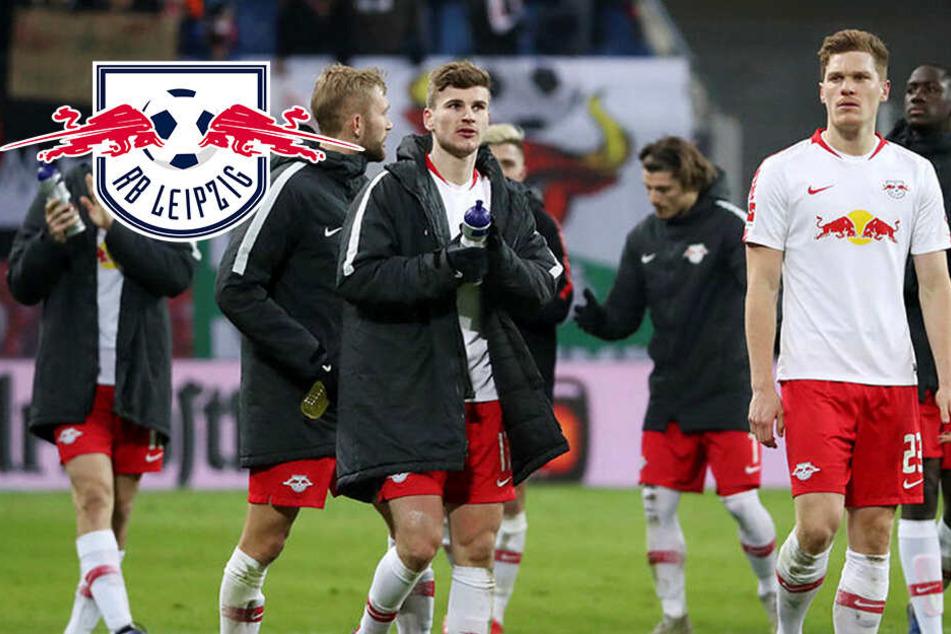 """RB Leipzig verzweifelt am BVB: """"Gibt Tage, an denen das Ding nicht rein will"""""""