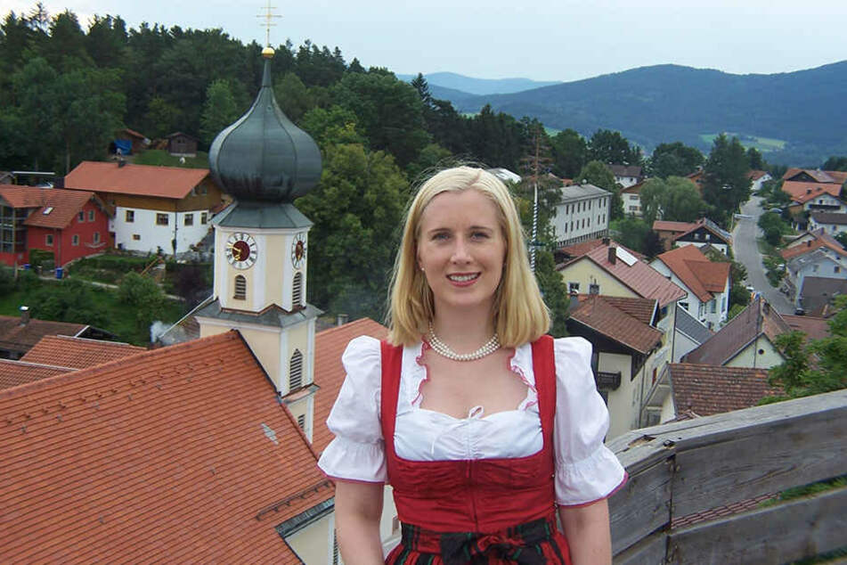 Josefa Schmid ist FDP-Politikerin und Erste Bürgermeisterin von Kollnburg in Bayern.