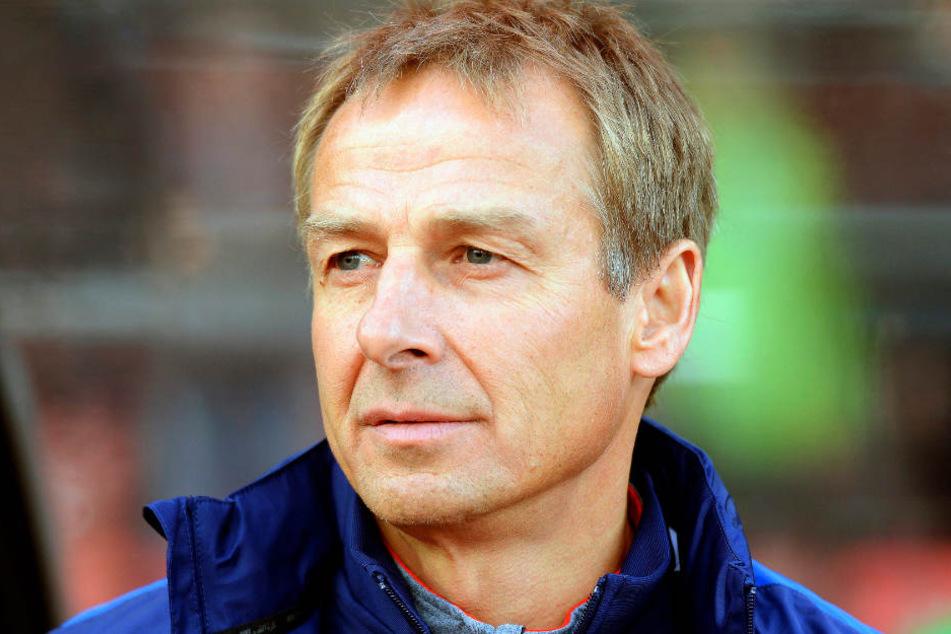 Jürgen Klinsmann kann sich ein Engagement beim VfB wohl vorstellen. (Archiv)
