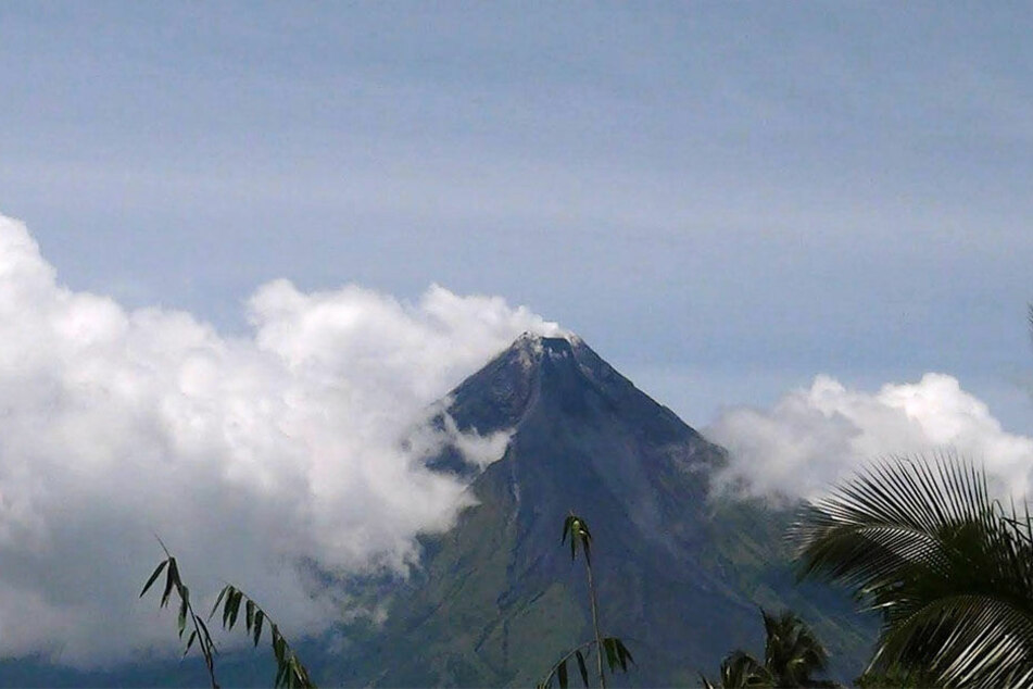 Seit September 2017 brodelt es gewaltig im Vulkan Mayon.