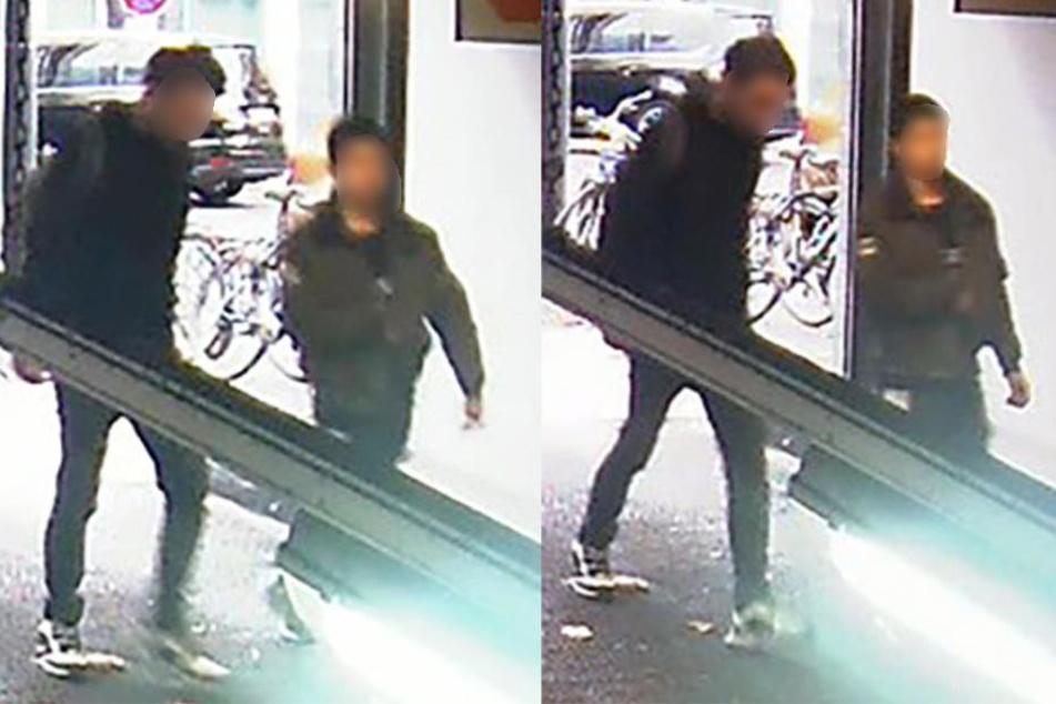Fahndung: Ehepaar in Köln mit Pfefferspray angegriffen und ausgeraubt