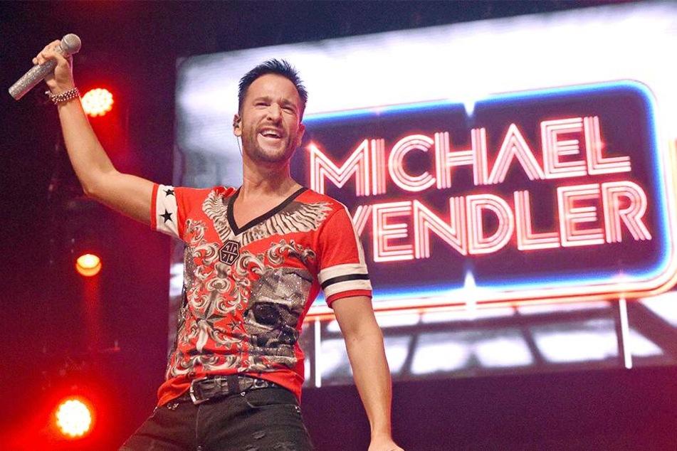 Michael Wendler (46) alias Michael Norberg alias Michael Skowronek.