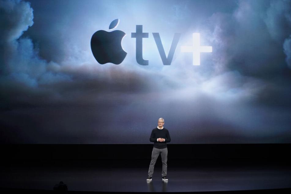 Am Dienstag gab Apple neue Details zu seinem Streamingangebot Apple TV+ bekannt (Symbolbild).