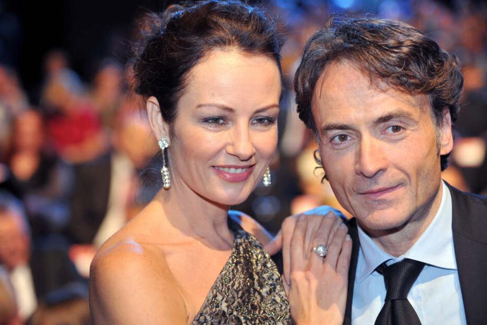Nach zehn Jahren trennten sich Sabrina Staubitz und Giovanni di Lorenzo.