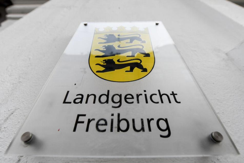 Der Prozess beginnt am Landgericht Freiburg. (Archiv)
