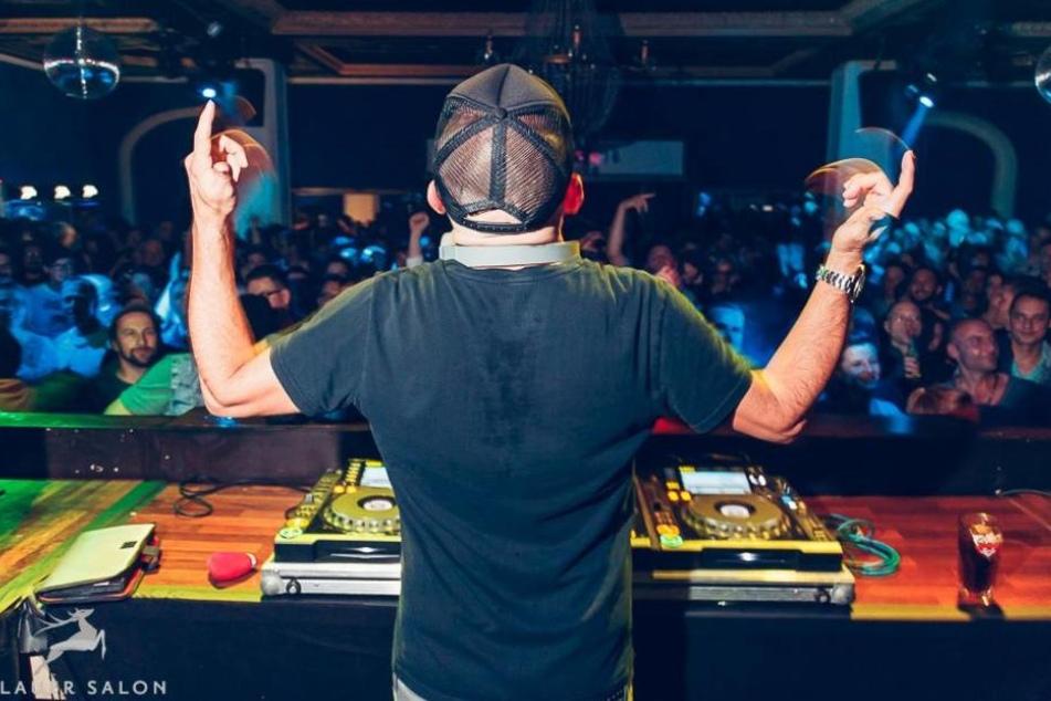 Der DJ-Pionier: Westbam in seinem Element.