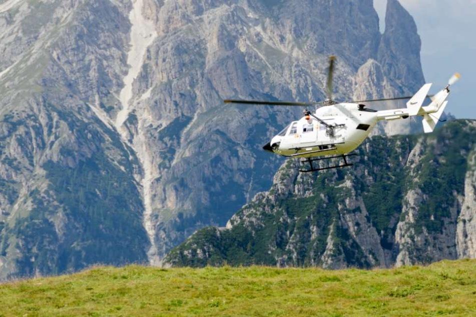 Der Schüler musste nach dem Unfall in ein Krankenhaus geflogen werden (Symbolbild).