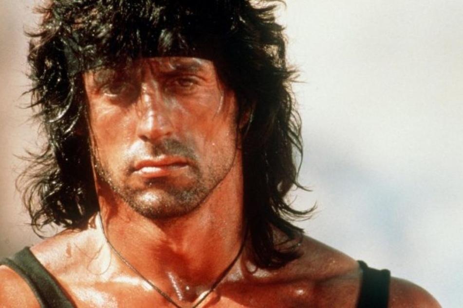 """Filme wie """"Rambo"""" oder """"Demolition Man"""" machten aus dem 70-Jährigen einen großen Filmstar."""