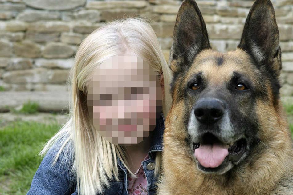 Ein elfjähriges Mädchen wurde von dem bissigen Schäferhund schwer verletzt.