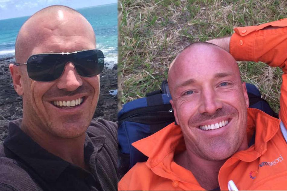 Mann wird seit Wochen vermisst, dann wird ein Bein am Strand angespült