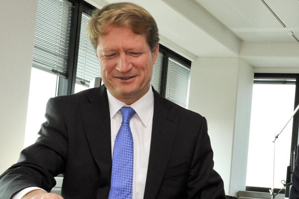 Der Intendant des Bayerischen Rundfunks (BR) Ulrich Wilhelm.