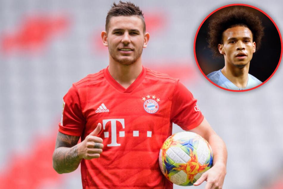 Die Dienste des Abwehrspielers Lucas Hernández ließ sich der FC Bayern eine stolze Summe kosten.