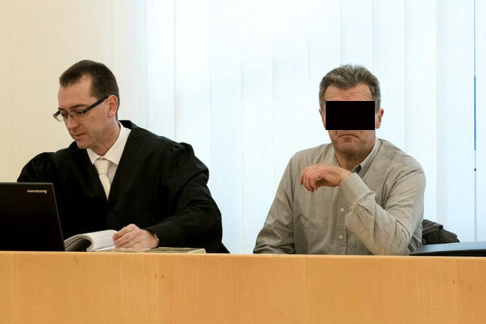 Der 55-jährige Matthias H. muss sich wegen seiner Fahrt nun vor Gericht verantworten.