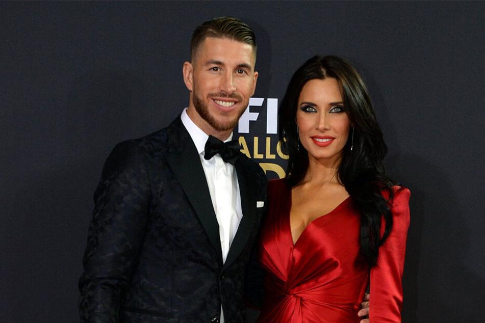 Sergio Ramos (33) und Pilar Rubio (41) werden heiraten.