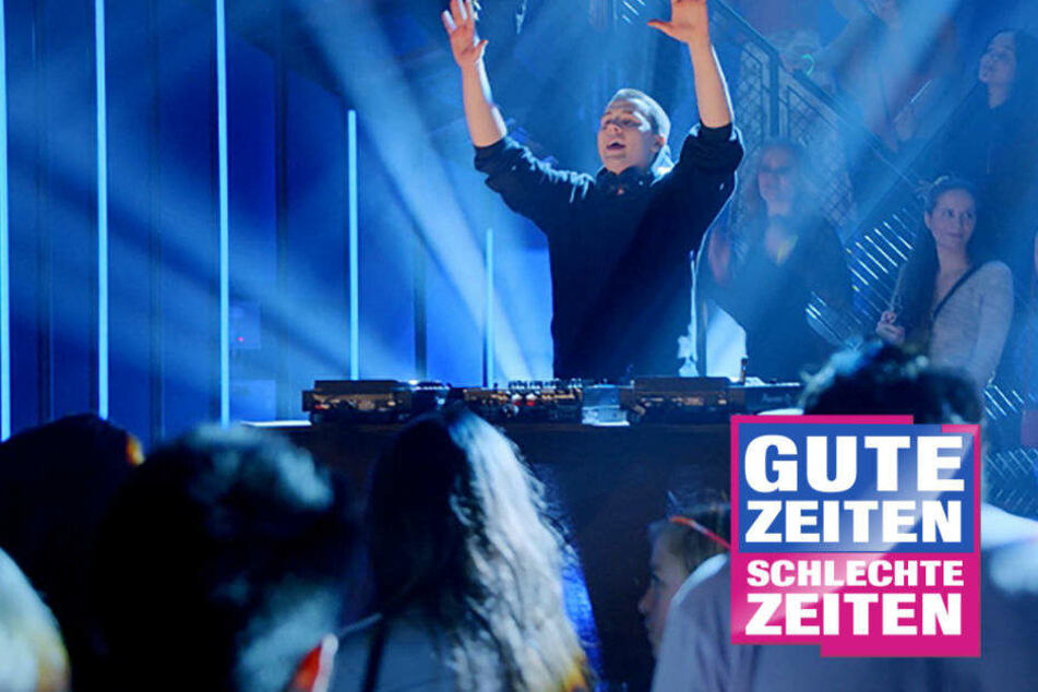 Überraschung bei GZSZ: Felix Jaehn eröffnet das neue Mauerwerk