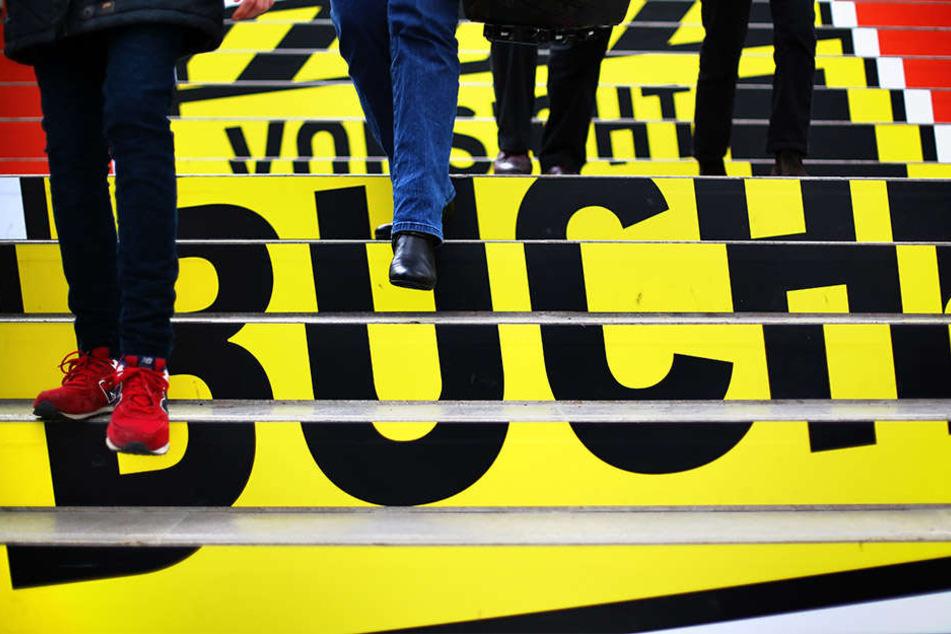 Hitzige politische Themen stehen im Fokus auf der diesjährigen Leipziger Buchmesse.