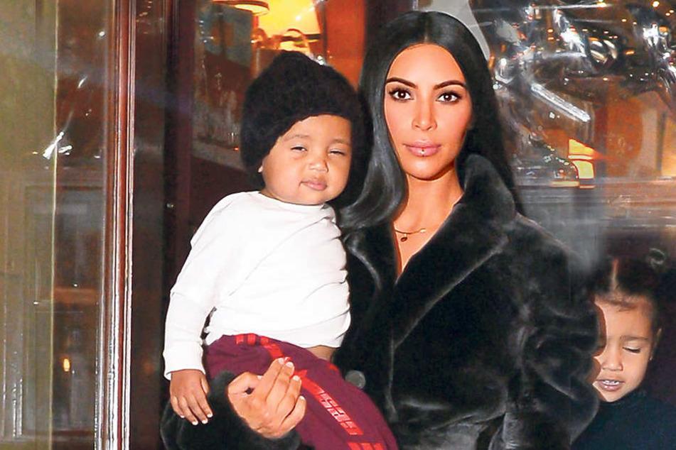 Sie hat Angst vor Schwangerschaft! Kim Kardashian sucht Leihmutter