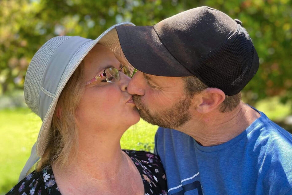 Jeni and Ray Bonell couldn't be happier – they love their big family to pieces.